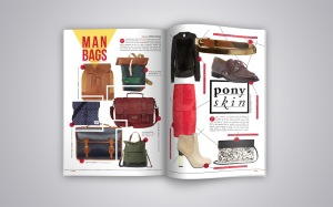 Fashion feature - Drafted magazine